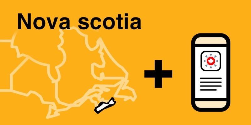 Nova scotia covid alert