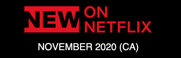 What s new netflix november 2020