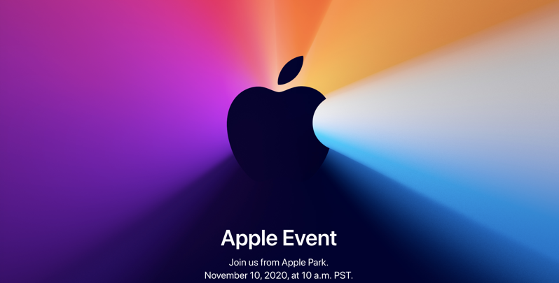 Apple event november 10