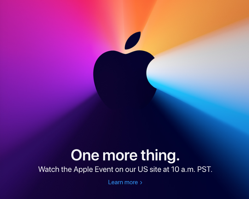 Apple one more thing canada