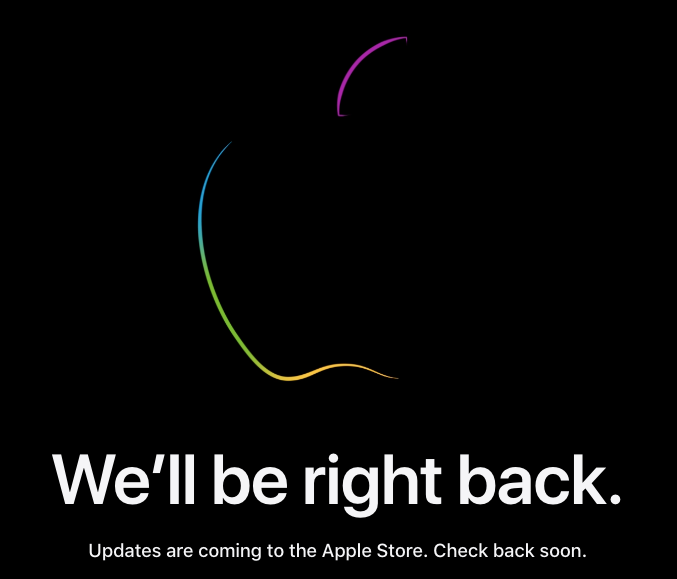 Apple store down mac event