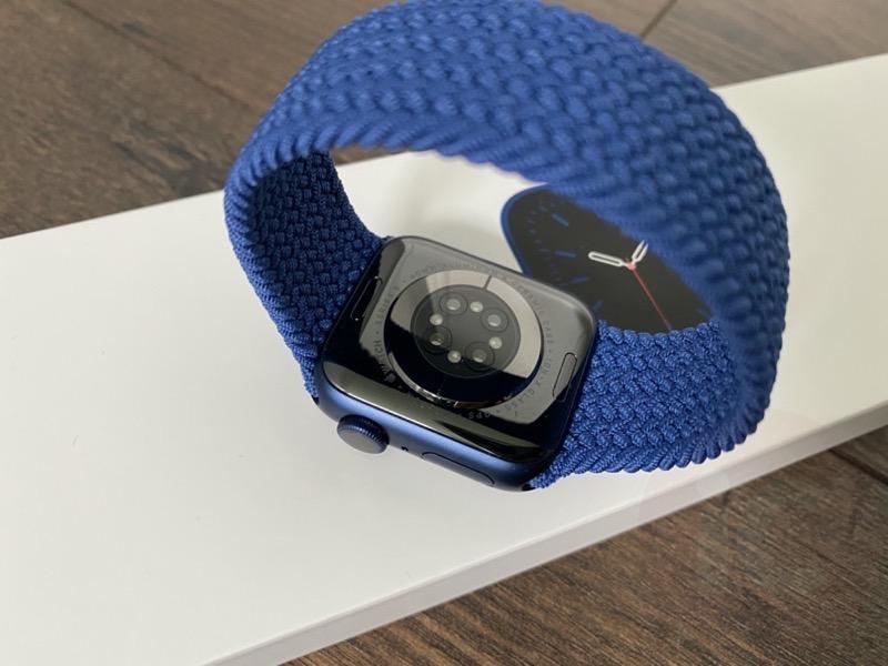 Apple watch series 6 9