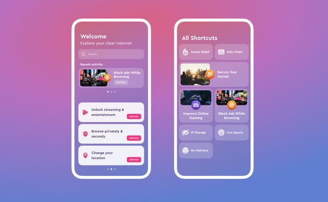 Clearvpn iOS