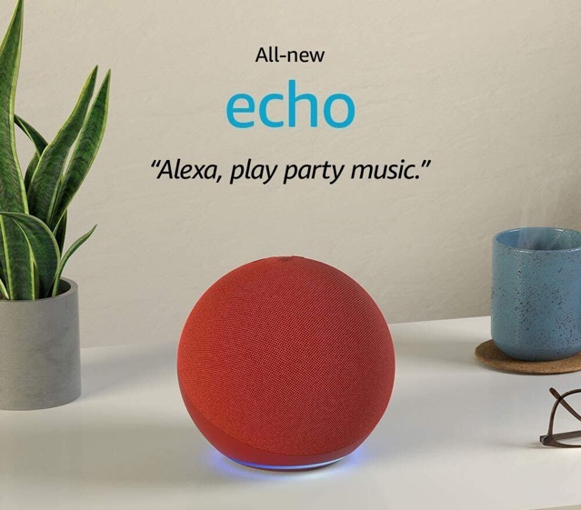 Echo red