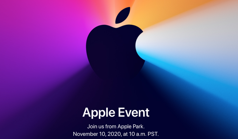 How to watch mac event november