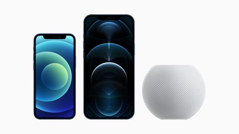 Iphone 12 pro max mini homepod