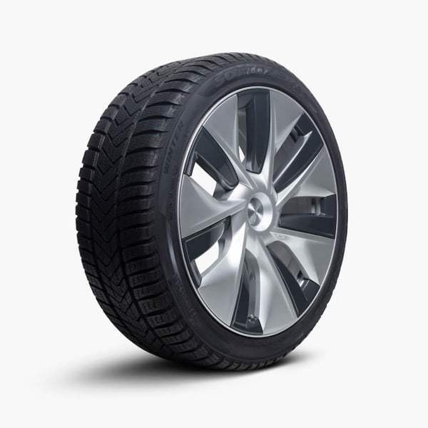 Model y gemini winter wheel package 2