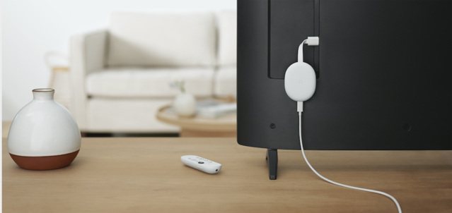 Apple tv chromecast app