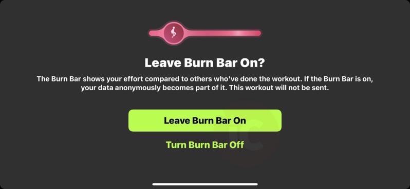 Burn bar apple fitness