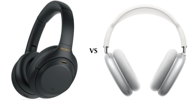 Headphones comparison