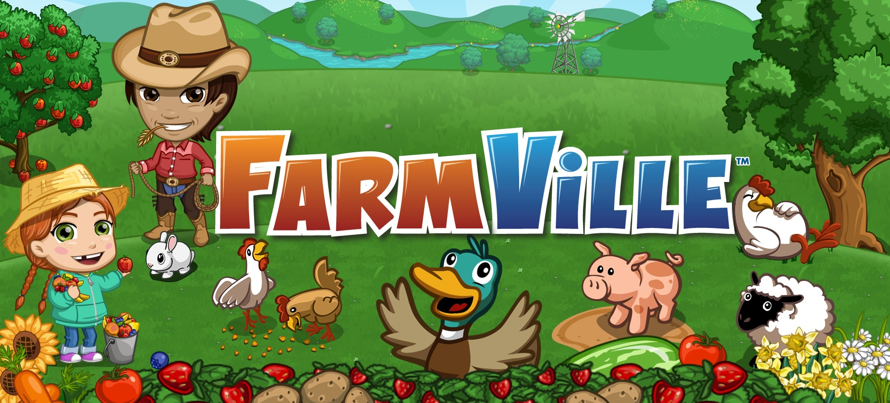 Adobe Flash Officially Dies, Taking FarmVille on Facebook to the Grave
