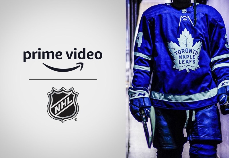 Maple leafs all or nothing prime video