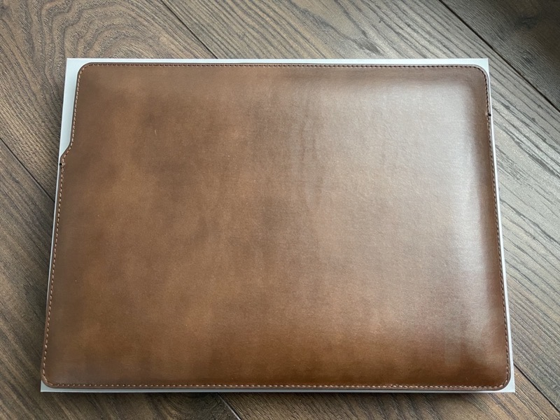 Nomad leather macbook sleeve4