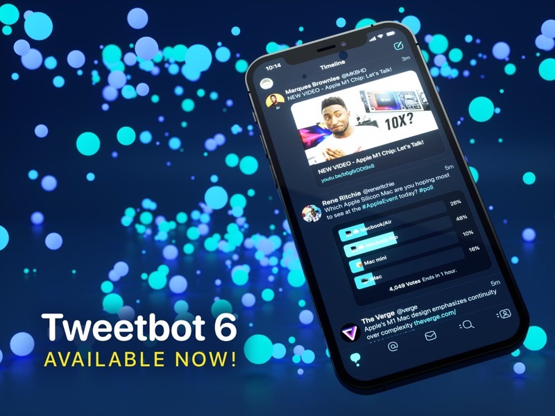 Tweetbot 6 for iOS Launches, Moves to Subscription Model | iPhone in Canada Blog