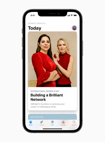 Apple iPhone12pro AppStore today inline jpg large 2x