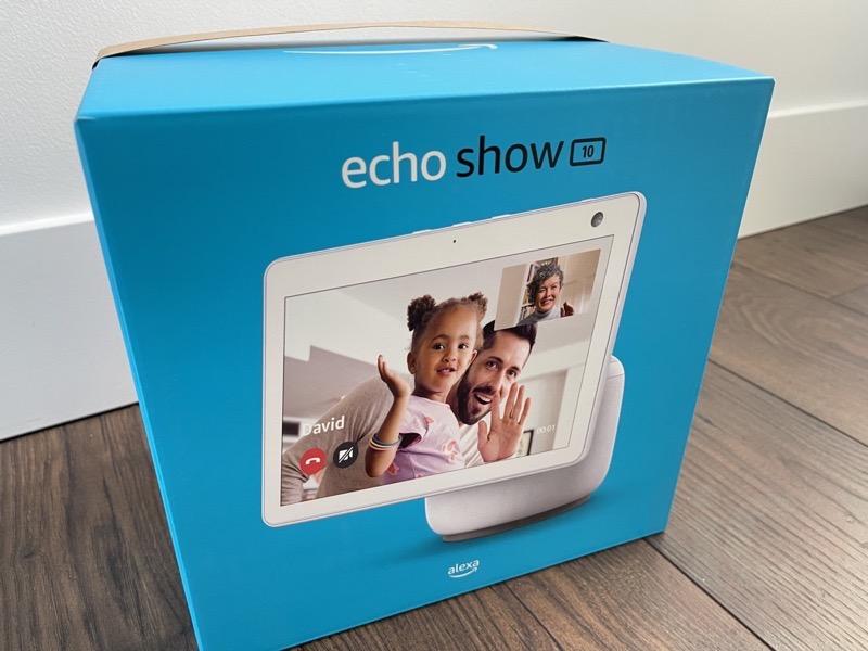 Echo show 10 review1