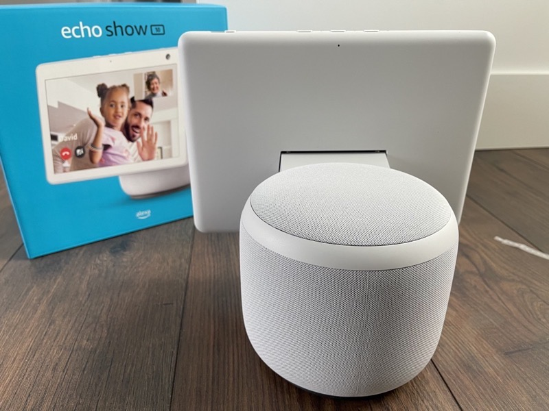 Echo show 10 review3
