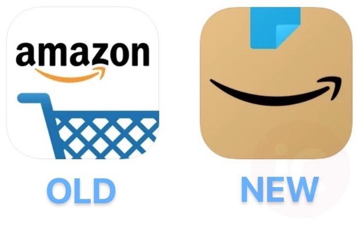 Amazon new icon