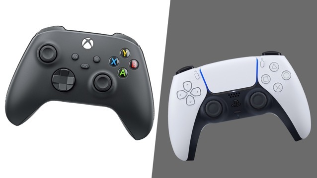 Controllers ios