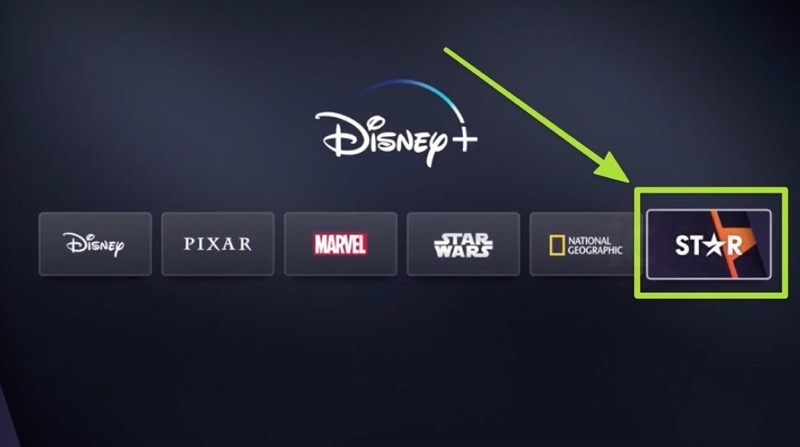 Disney+ star canada how to access