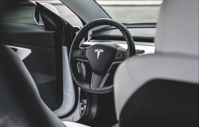Heated steering