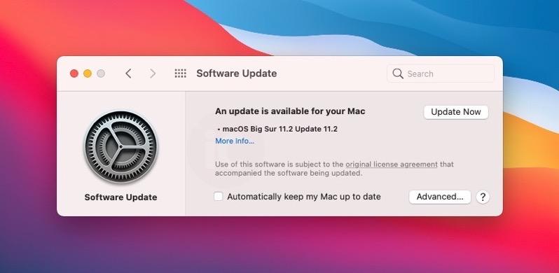 Macos 11 2 download
