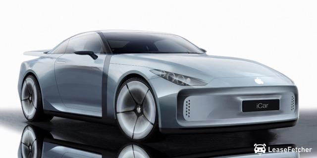 Apple Car concept images