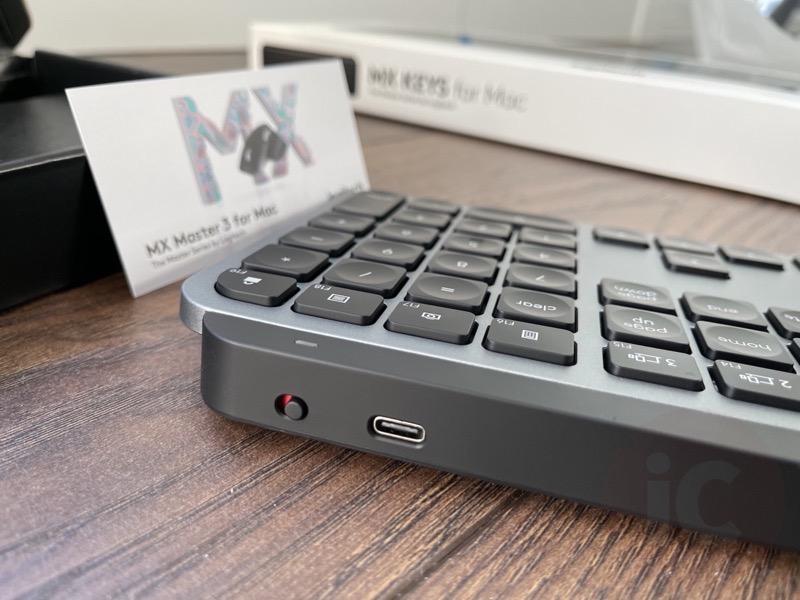 Logitech mx keys mac review 6