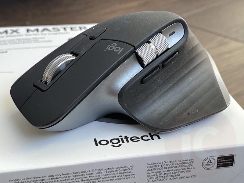 Logitech mx master 3 mouse 8