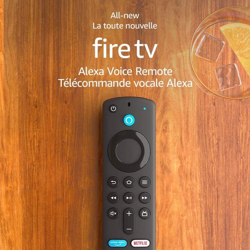 New alexa voice remote 3rd gen