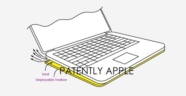 Patent apple