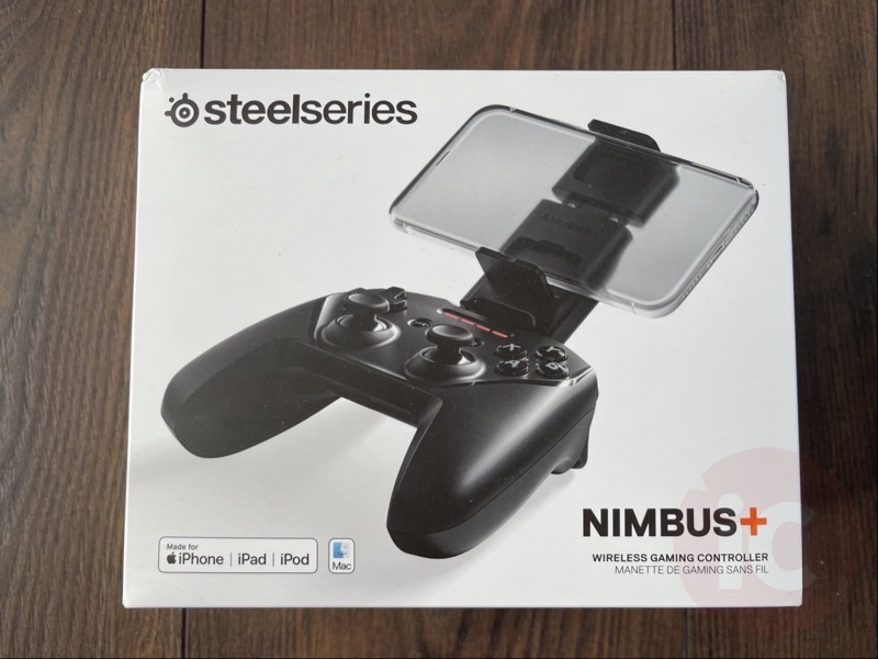 SteelSeries Nimbus+ Controller Review: Great for Apple Arcade