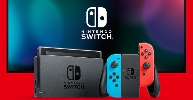 Nintendo Working on New Switch Model With Bigger OLED Display