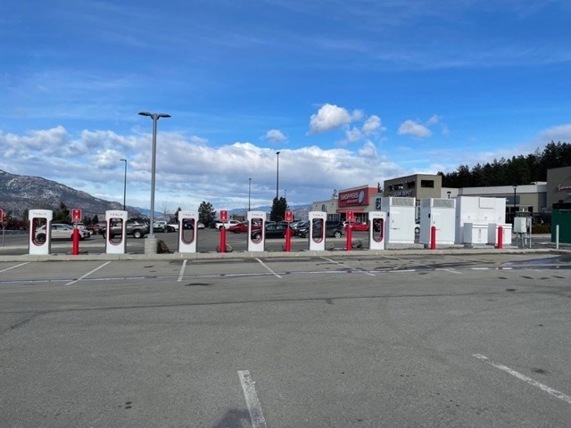 West kelowna supercharger