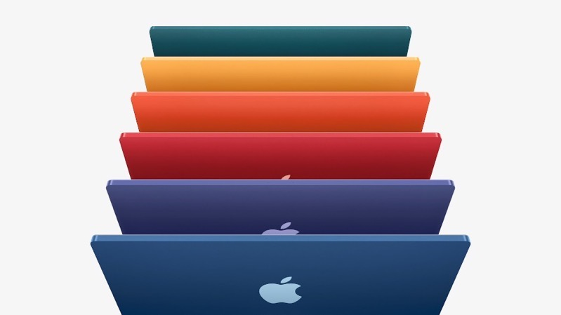 New Imac Colors : The new M1 iMac in pictures : Apple ...