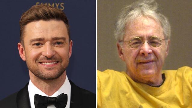 Justin Timberlake Chuck Barris