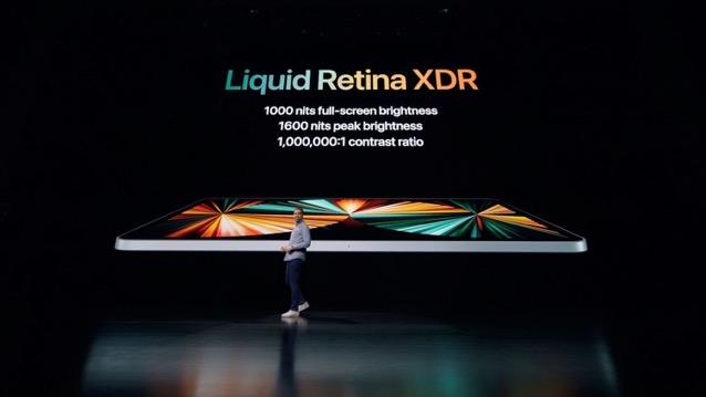 Apple ipad 2021 liquid retina xd