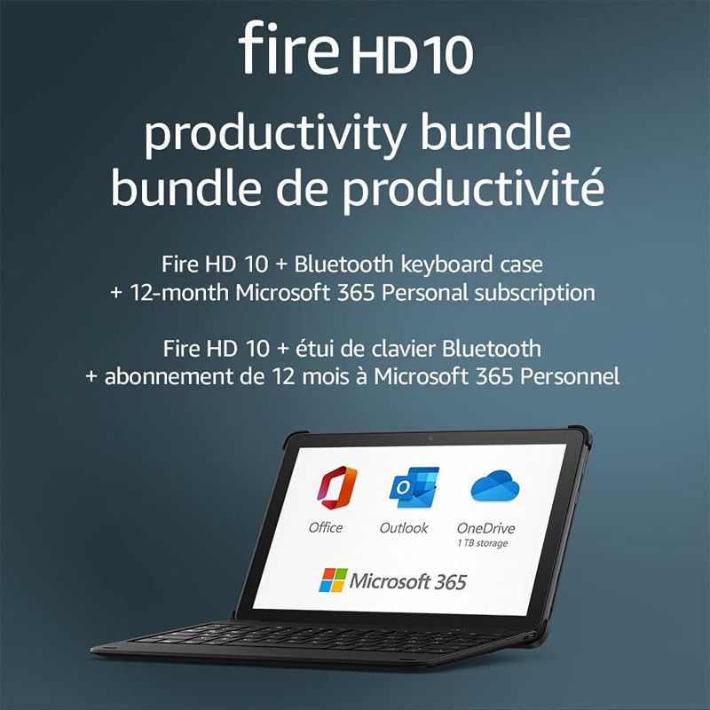 Fire hd 10 productivity