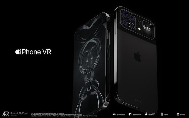 IPhone VR 5