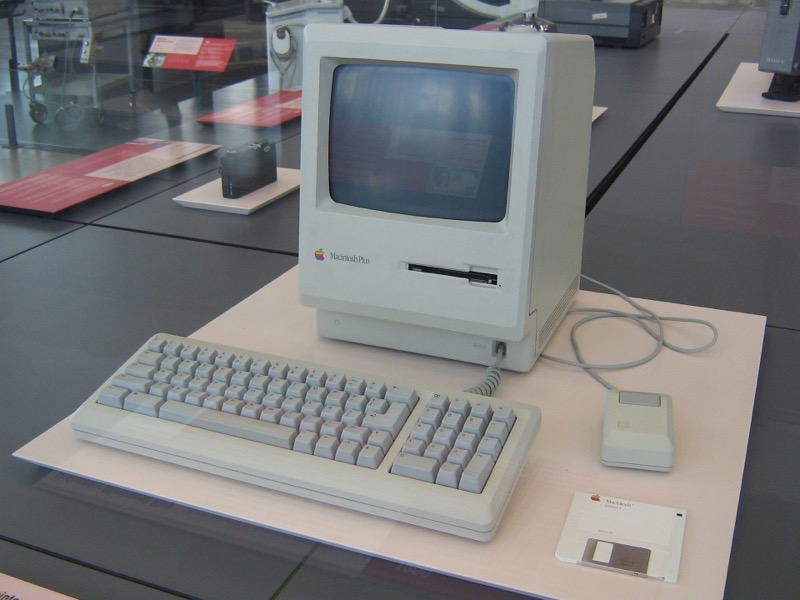 Macintosh plus real