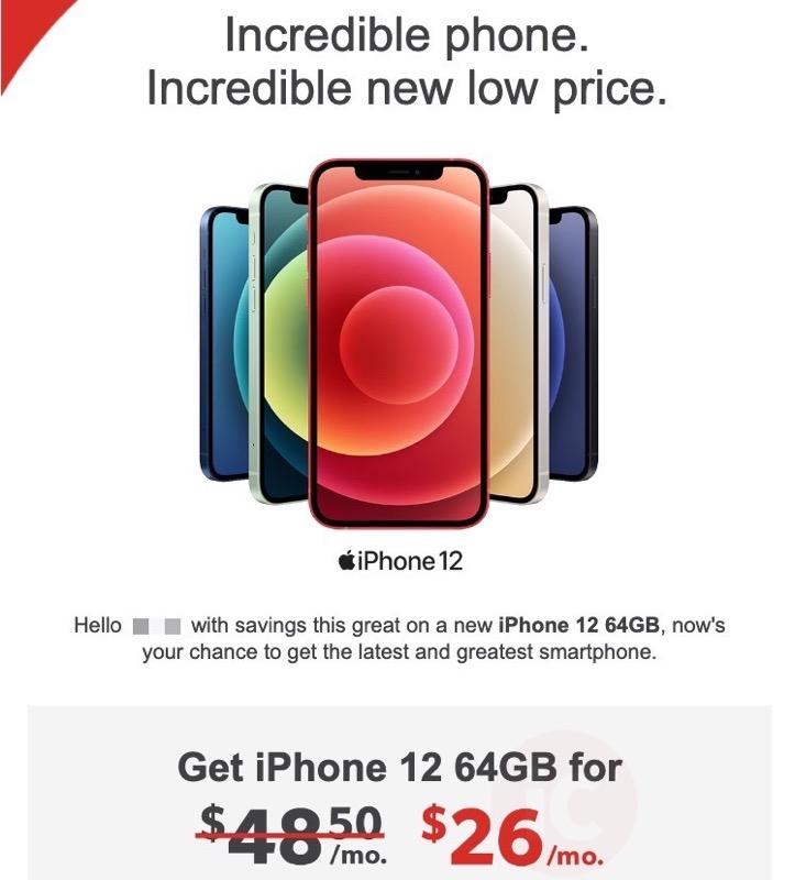 Rogers iphone 12 price drop