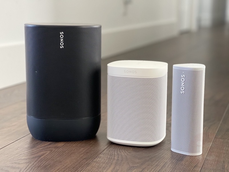 Sonos roam vs move one 5