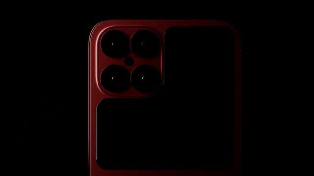 Iphone 14 concept