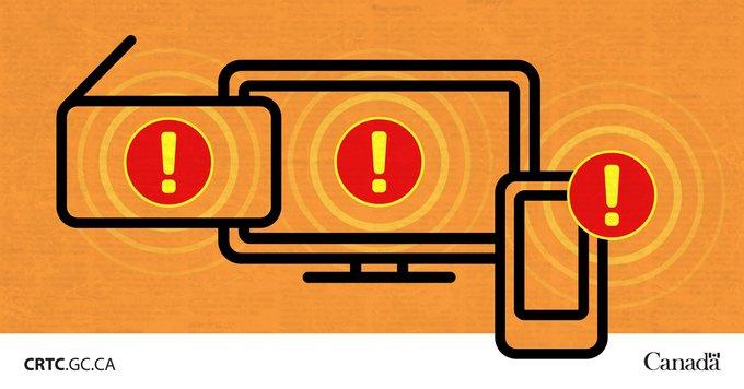 Wireless test alert may 4