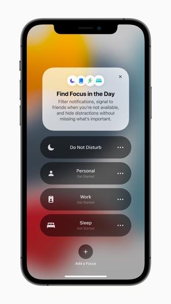 Apple iPhone12Pro iOS15 Focus 060721 carousel jpg large 2x