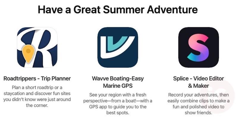 App store great summer
