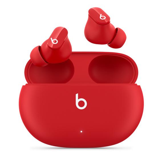 Beats studio buds red