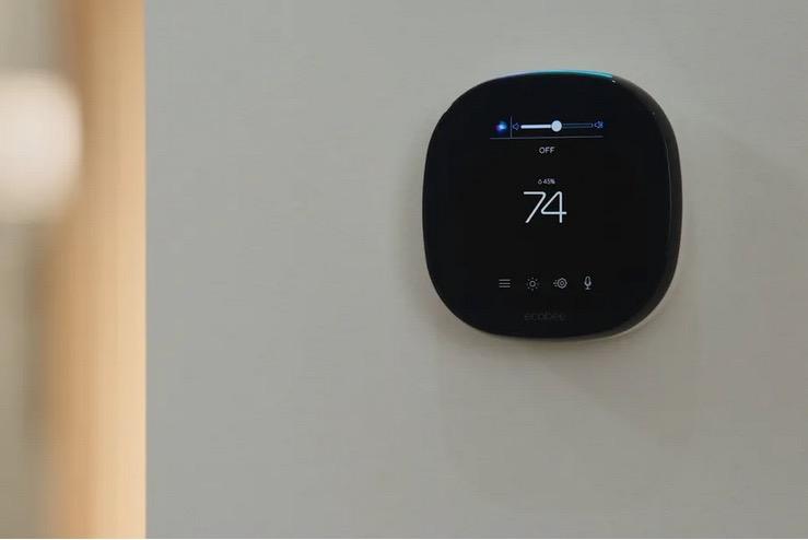 Ecobee and Apple Siri 2