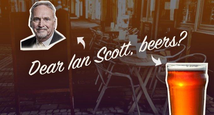 Ian scott beers