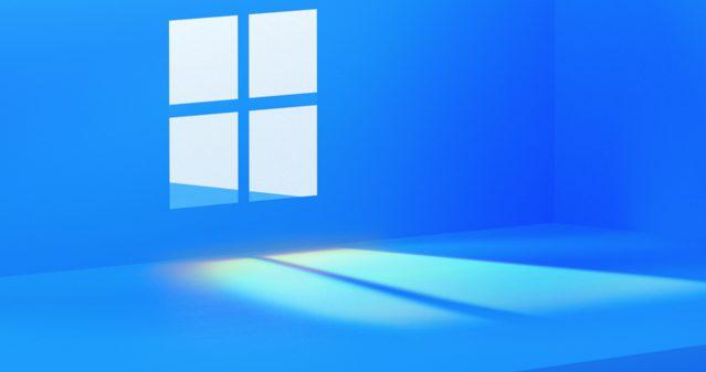 Windows event 2021